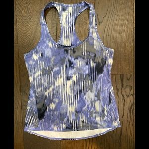 Athleta racer back tank